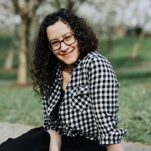 Meet your Posher: Ilana (eee-lah-nuh)